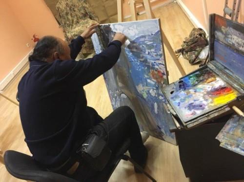 Мастер-класс от Бато Дугаржапова